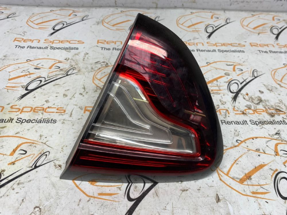 RENAULT CAPTUR 2013-2020 REAR/TAIL LIGHT ON BODY ( DRIVERS SIDE) 265501712R [BP]